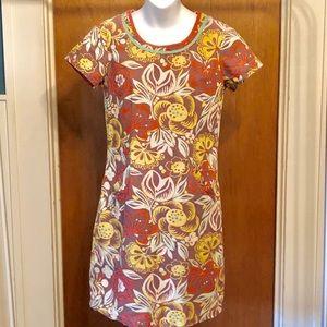 Boden | Corduroy Hawaiian Short Sleeve Dress